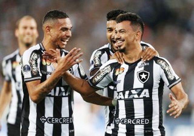 Botafogo elimina o Nacional (PAR) e avança na Copa Sul-Americana ... a99989dc523de