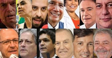 Prazo termina e todos os 13 candidatos se registram no TSE