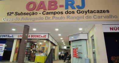OAB/Campos já tem datas para a reunião do Conselho da Subseccional