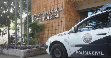 Suspeito de assaltar passageiros dentro de van é preso em Campos