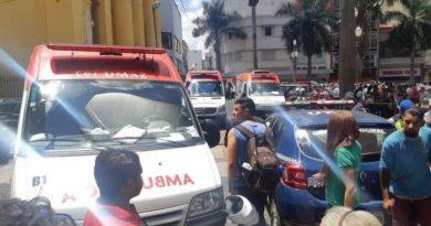 Atentado a tiros em catedral deixa cinco mortos