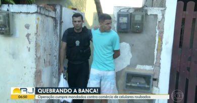 Polícias e MP cumprem mandados de prisão em operação contra roubo de celulares em Campos