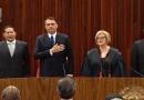 Bolsonaro é diplomado pelo TSE