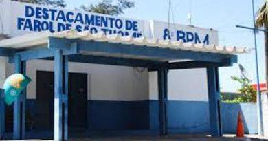 Homem é assassinado a tiros na manhã desta segunda em Farol de São Thomé
