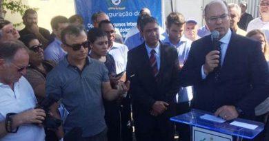 Governador Witzel inaugura nova unidade do Criaad em Campos