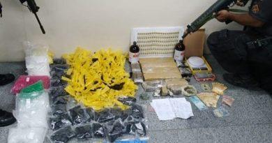 Homem é detido com drogas dentro de casa no Centro de Campos