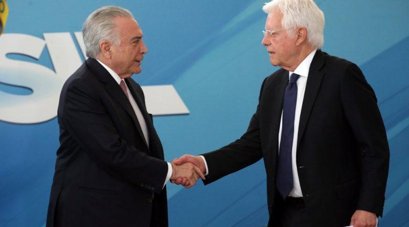 Lava Jato do Rio prende Michel Temer e Moreira Franco