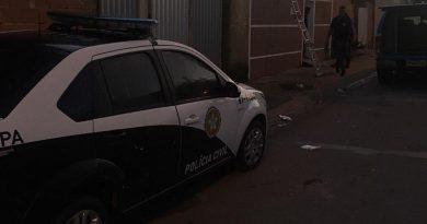 Suspeito de chefiar tráfico de drogas em bairro de Campos é preso