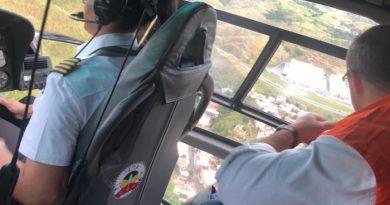 Governador Witzel visita áreas atingidas pelas chuvas no Sul Fluminense