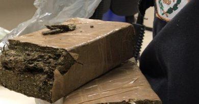 Homem é preso com drogas em Pádua