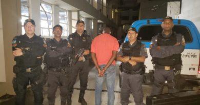 Suspeito de estuprar e matar criança é detido em Bom Jesus do Itabapoana