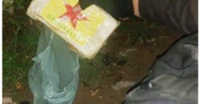 PM apreende um quilo de cocaína na Fazendinha durante patrulhamento